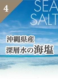 沖縄産 深層水の海塩